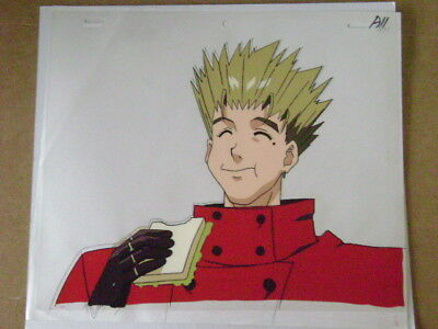 Trigun Vash The Stampede Anime Production Cel 22