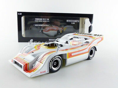 Minichamps - 1/18 - Porsche 917/10 - Can-Am Series 1972 - 153726500