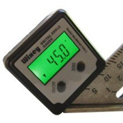 WR300 Type 2 Digital Angle Gauge With Backlight
