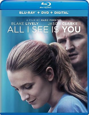PREORDER: ALL I SEE IS YOU (Blake Lively) -  BLU RAY - Sealed Region free