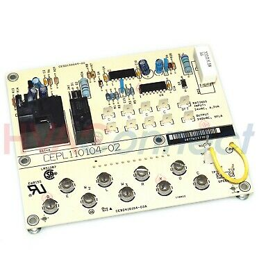 CARRIER BRYANT DEFROST Control Board CES01130063 01