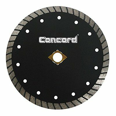 CTW090D10CP Inch Continuous Wide Turbo Teeth Diamond Blade With Cooling Holes