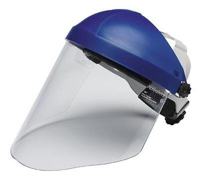 3M Ratchet Headgear H8A, And Face Protection 82783-00000, With Clear Faceshield