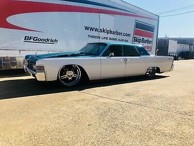 1965 Lincoln Continental  1965 Lincoln Continental 4 Door
