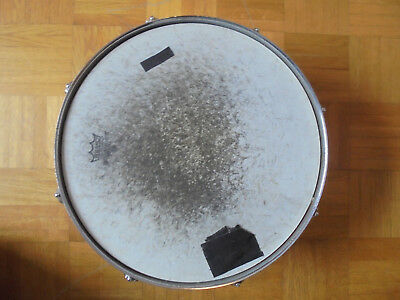"TAMA Rockstar Snare Drum Stahlkessel 14"" x 6,5"" incl. Snare-Teppich"