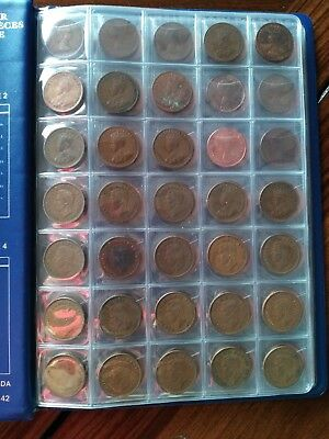 Collection of 98 Penny, Near Complete From 1920-2012, No Reserve!
