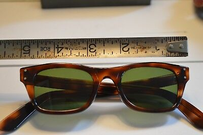 Vintage Bausch & Lomb tortoise shell  ray-ban sunglasses