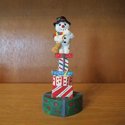 San Francisco Music Box Co. Plays Frosty, the Snowman for 40 Seconds 5 3/4""
