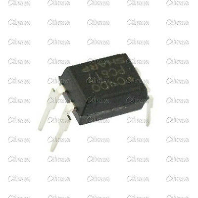 10 Pcs PC817 PC817C EL817 817 Optocoupler SHARP DIP-4 High Qual JN