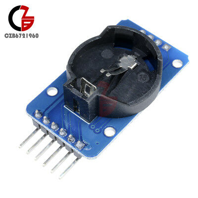 5PCS DS3231 AT24C32 IIC RTC Clock Timer Memory Module For Arduino Replace DS1307