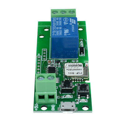 SONOFF WIFI WIRELESS Smart Switch Relay Module 5V for Home