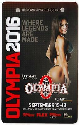 THE ORLEANS casino* Sexy Olympia Girl *Las Vegas hotel key card*Free Shipping!