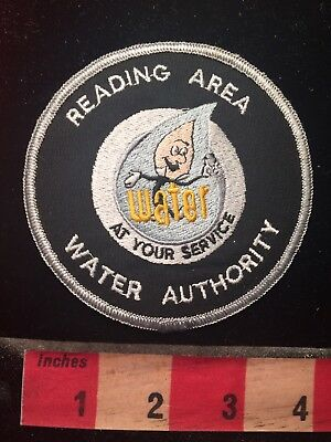 Reading Pennsylvania Area Water Authority Patch - At Your Service 79XX