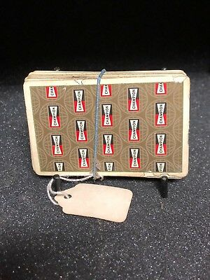 Vintage Champion Spark Plugs Playing Cards - 52 Cards PLUS a Joker!  SHIPS FREE