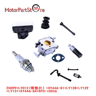 Carburetor Kit For Stihl MS210 MS230 MS250 021 023 025 Chainsaw Carb Air Filter