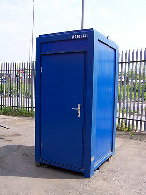 Single Mains Portable Toilet - Brand New