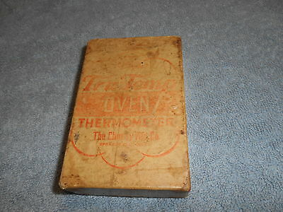Vintage - Oven Thermometer # 438 By Chaney Tru - Temp Springfiled Ohio