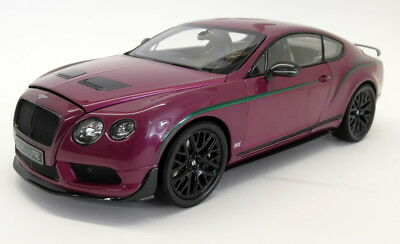 Almost Real 1/18 Scale - 830404 Bentley Continental GT3-R 2015 Magenta
