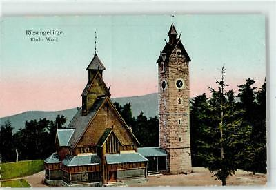 51845276 - Bad Warmbrunn i. Rsgb. Kirche Wang