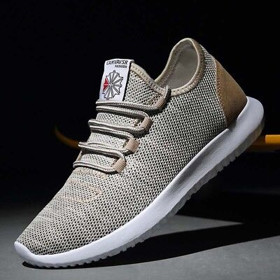 Men's Casual Sports Shoes Outdoor Athletic Running Sneakers Training Breathable