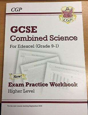 GCSE Combined Science for Edexcel (Grade 9-1) Higher Exam Practice Workbook