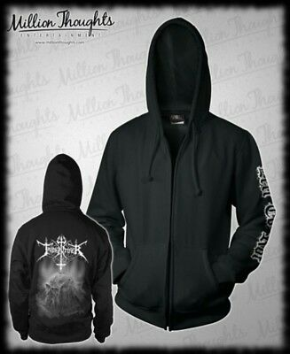 Tridentifer Zipper Hoodie - 2XL - XXL Death Metal