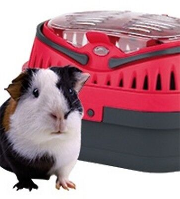 Trixie Guinea Pig Degu Chinchilla Rat Transport Carrier 30 X 21 X 23 Cm 5904