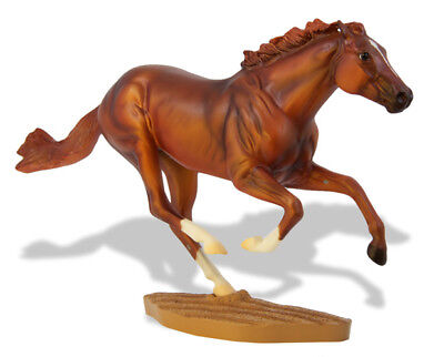 Breyer NIB * Secretariat * 1345 Racehorse Race Smarty Traditional Model Horse