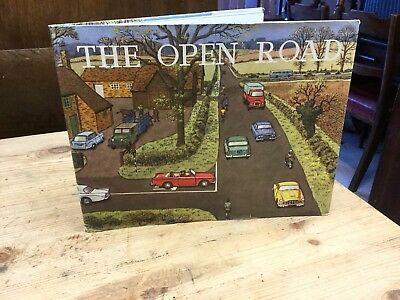 The Open Road HJ Deverson Ronald Lampitt Oxford 1962 1st Edition Dust Jacket