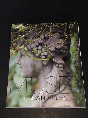 """ETHAN ALLEN MUSES COFFEE TABLE BOOK - NEW - 11"""" x 9"""", 324 pages Excellent Condit"""