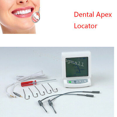1X Dental Apex Locator Root Canal Finder Dental Endodontic Hospital Easy To Use