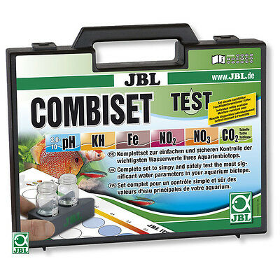 JBL Test Combi Set, NEW