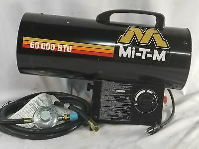 Mi-T-M  MH-0060-LM10 Propane Forced Air Portable Heater