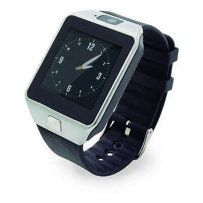 Reloj Inteligente Bluetooth Smart Watch SmartWatch para Android IOS TF SIM