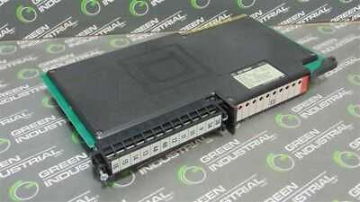 USED Square D 8030 HOM-221 SY//MAX Input Module Series B