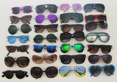 Wholesale Lot 1000 Pair Mix Color Sunglasses and Clear Glasses