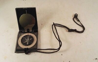Vintage PASTO WALKING COMPASS (GC) Made in Western Germany**********************