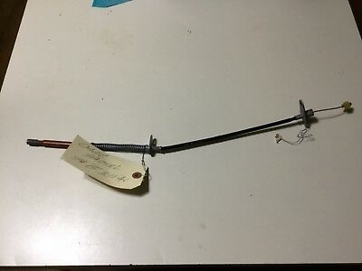 Nos 1974 Ford Torino Ranchero Montego 351 4V V8 Throttle Cable D4Oz9A758L