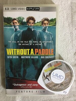 without a paddle umb video psp