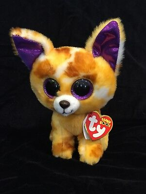 """TY Beanie Boos Pablo CHIHUAHUA the Dog 6.5"""" New with Tags"""