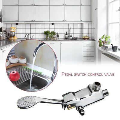 Switch Control By Foot Foot Pedal Valve Hospital Bathroom Pedal Water Faucet GU
