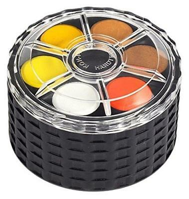 Koh-I-Noor Artists Watercolour Discs - 36 Colours