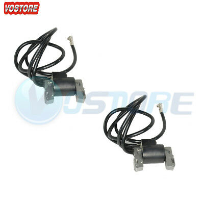 2 Pack Ignition Coils Fit Briggs & Stratton 394891 392329 590781