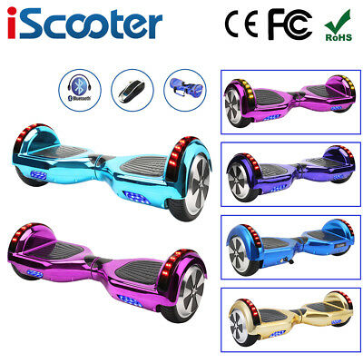 """6.5"""" Hoverboard Self Balancing Scooter E-Scooter E-Balance Overboard mit Tasche"""