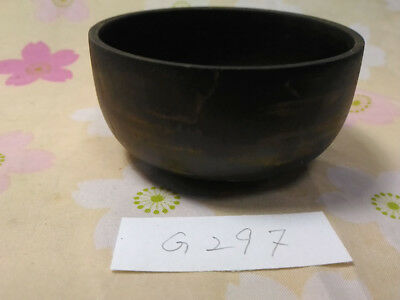 "3.209"" Japanese Vintage Buddhist Bell Zen Gong Rin G297 Good Sound"