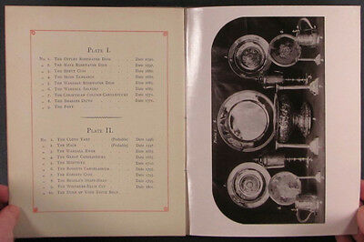 Book: 1892 London Merchant Tailor Company Antique Silver Catalogw/Real Photos