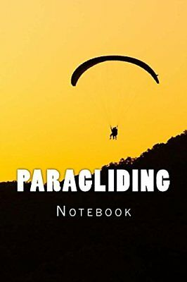 Paragliding: Notebook (Wild Pages Press) | CreateSpace Independent Publishing Pl