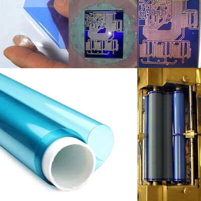 1 Roll 0.3mx1m Photosensitive Dry Film Replace Thermal Transfer PCB Board HE7