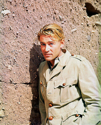 Peter O'toole Lord Jim Color 8X10 Photograph
