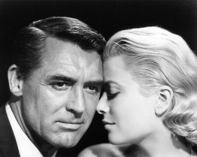 To Catch A Thief Cary Grant Grace Kelly 8X10 Photograph